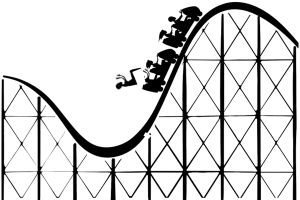To teach Claims, Evidence, and Reasoning, I use a metaphor of taking your reader on a rollercoaster. In this blog post, I explain how claims sit your reader down, evidence straps one arm in, and reasoning straps the other arm in. Without one of those steps, well...say good-bye to your reader. #teachingargumentativewriting #argumentativewriting #persuasivewriting #teachingwriting #claimsevidencereasoning