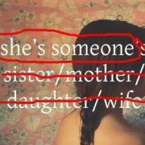 she is someone