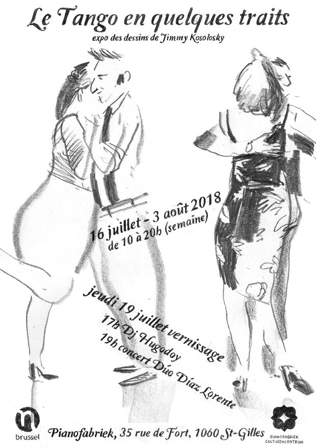 Tango in Brussels – Milonga