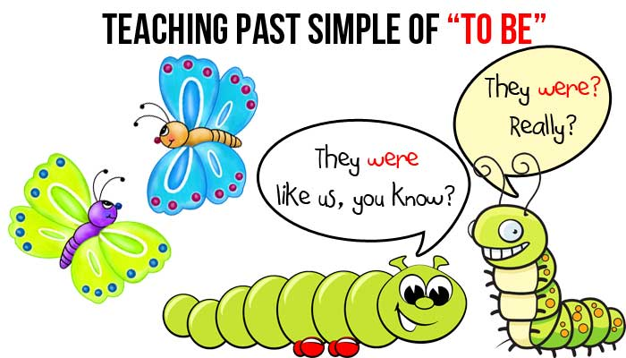 teaching past simple of to be - english grammar for beginners