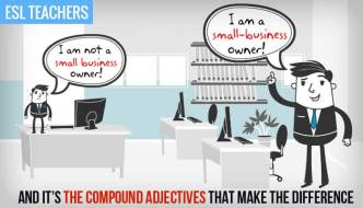 Teach English Grammar – Compound Adjectives