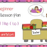 Would Like To – A1 ESL Lesson Plan – Travel and Work