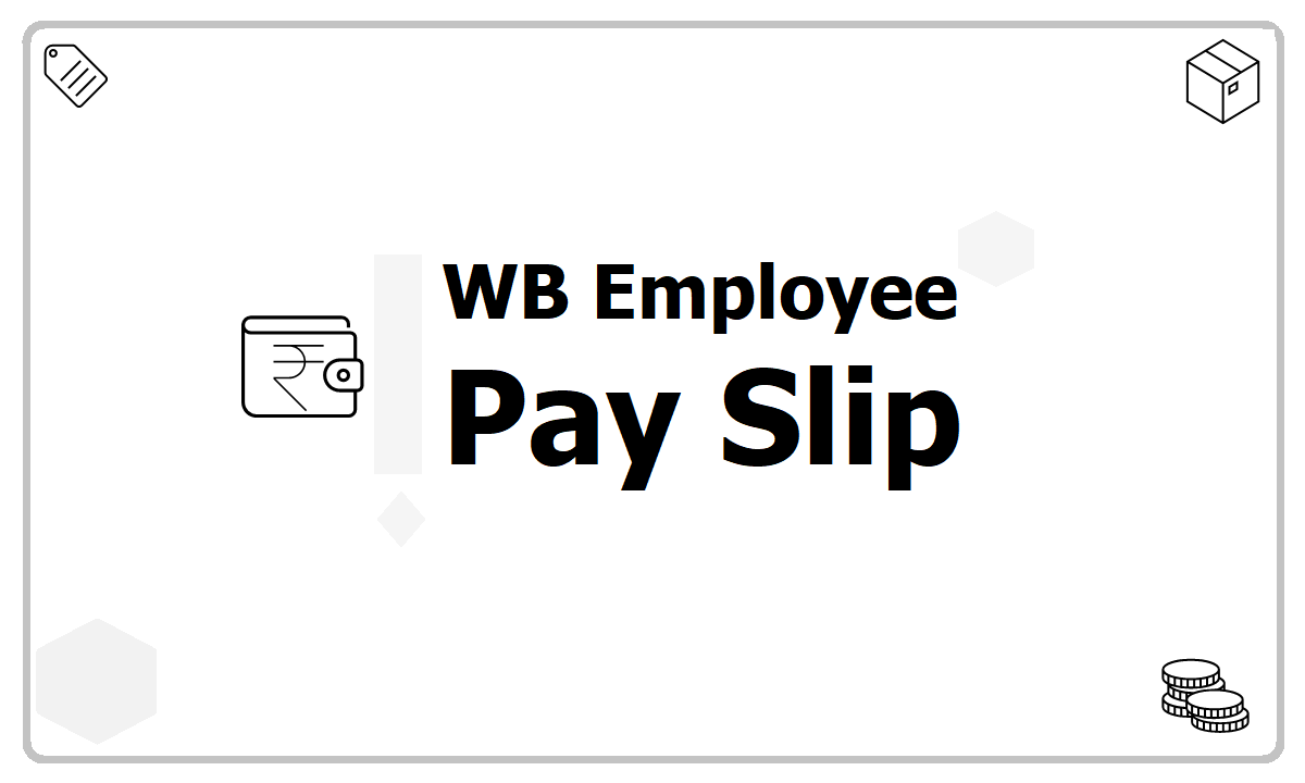 WB Employee Pay Slip 2021 download at IFMS West Bengal