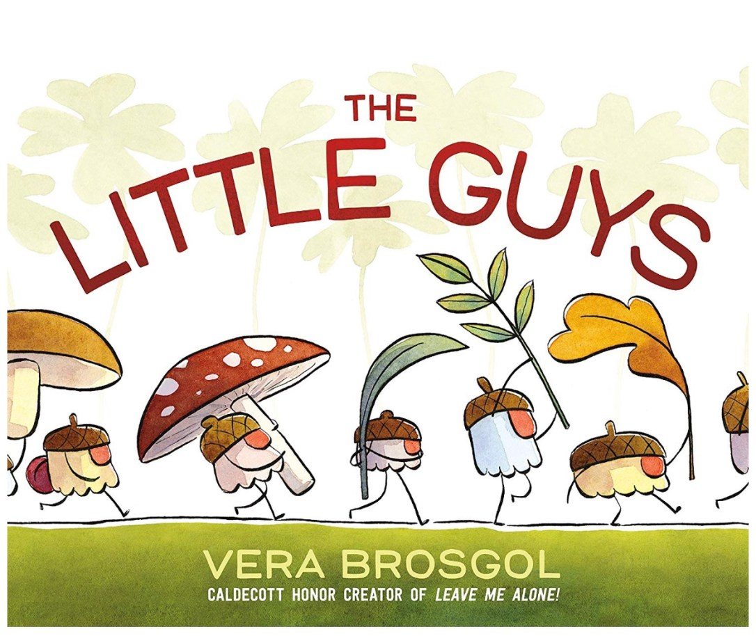 The Little Guys by Vera Brosgol