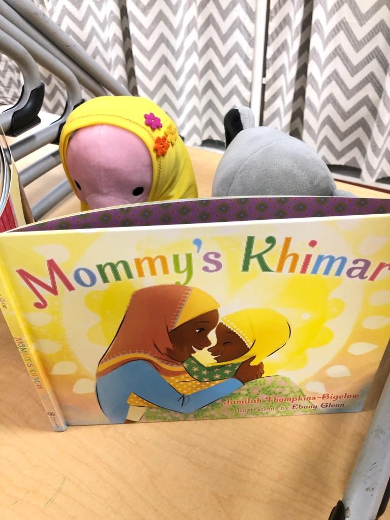 Mommy's Khimar by Jamilah Thompkins-Bigelow
