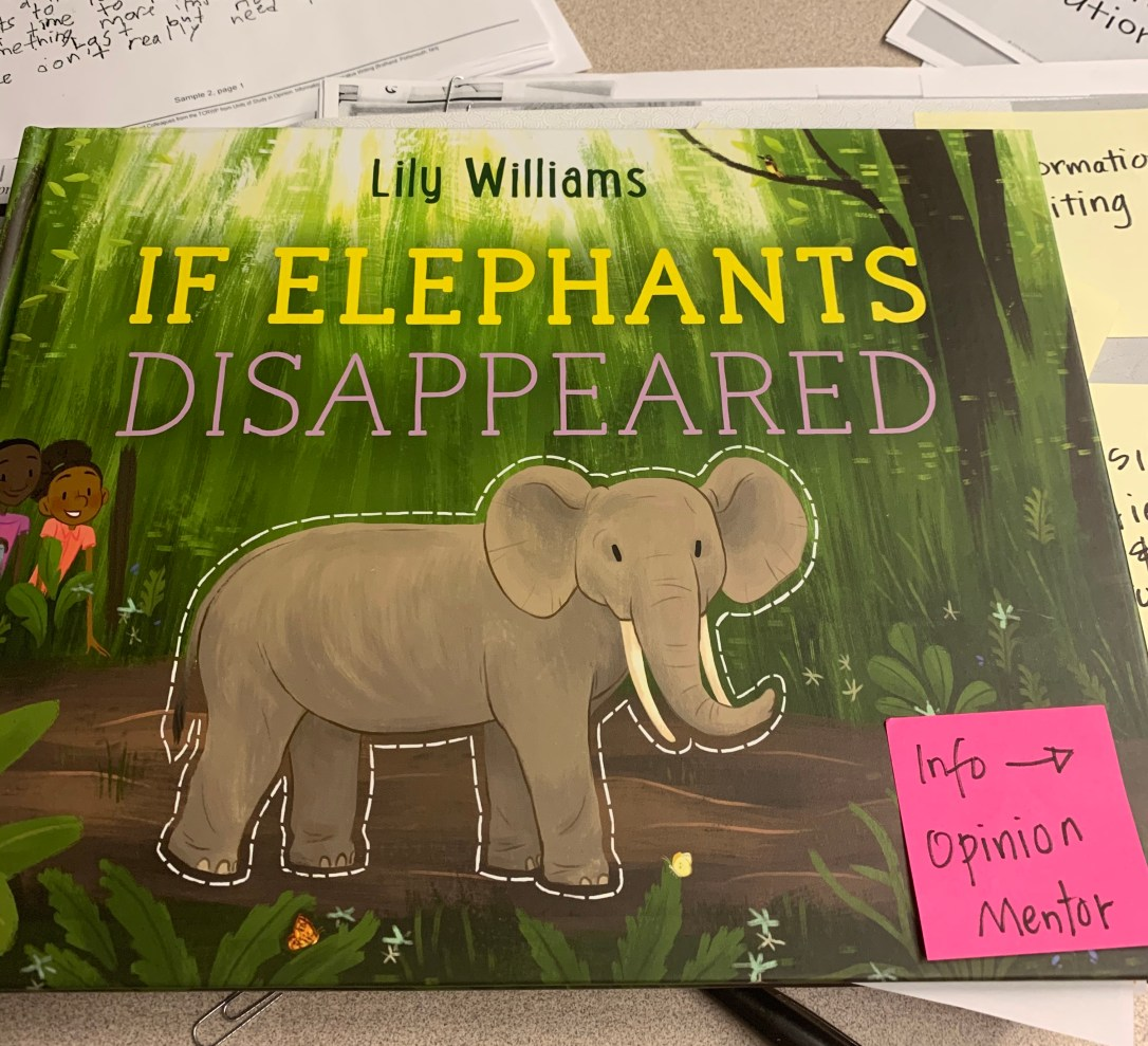 If Elephants Disappear by Lily Williams