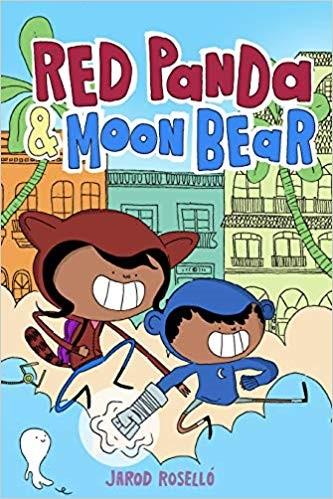 Red Panda & Moon Bear by Jarod Roselló