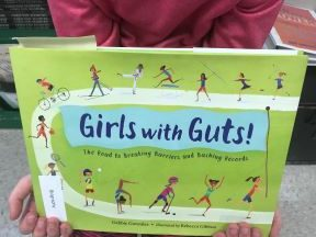 Girls with Guts! The Road to Breaking Barriers and Bashing Records By Debbie Gonzales