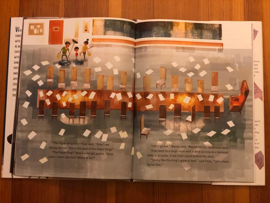 The Paper Kingdom by Helena Ku Rhee