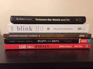 Summer Reading Stack