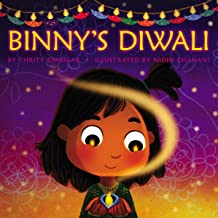 Binny's Diwali by Thrity Umrigar and illustrated by Nidhi Chanani