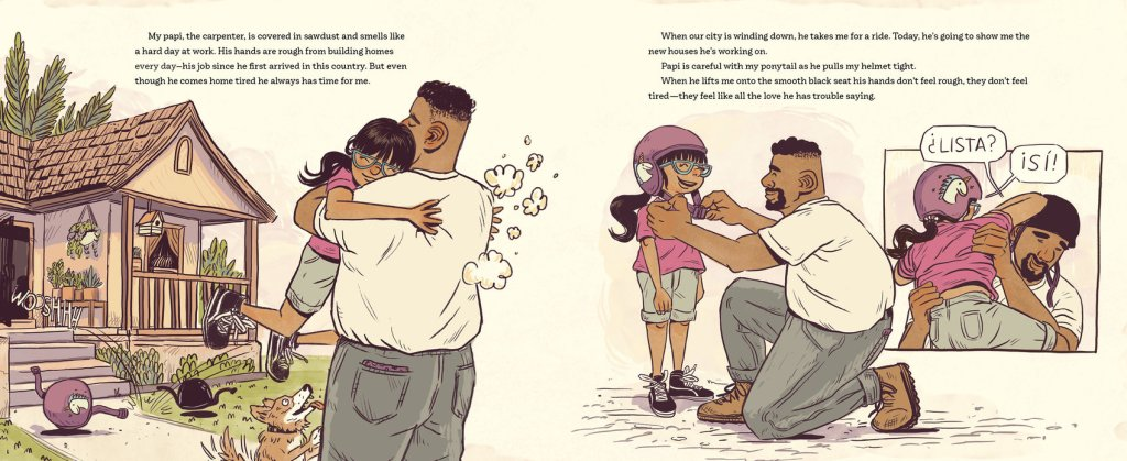My Papi Has a Motorcycle by Isabel Quintero and Zeke Peña