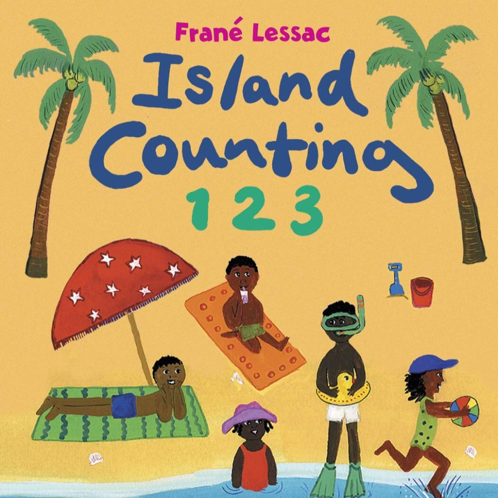 Island Counting 1 2 3 by Frané Lessac