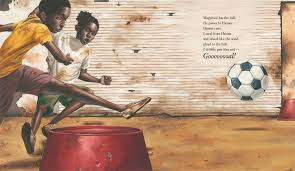 Goal, by Mina Javaherbin | Picture book, Health books, Author