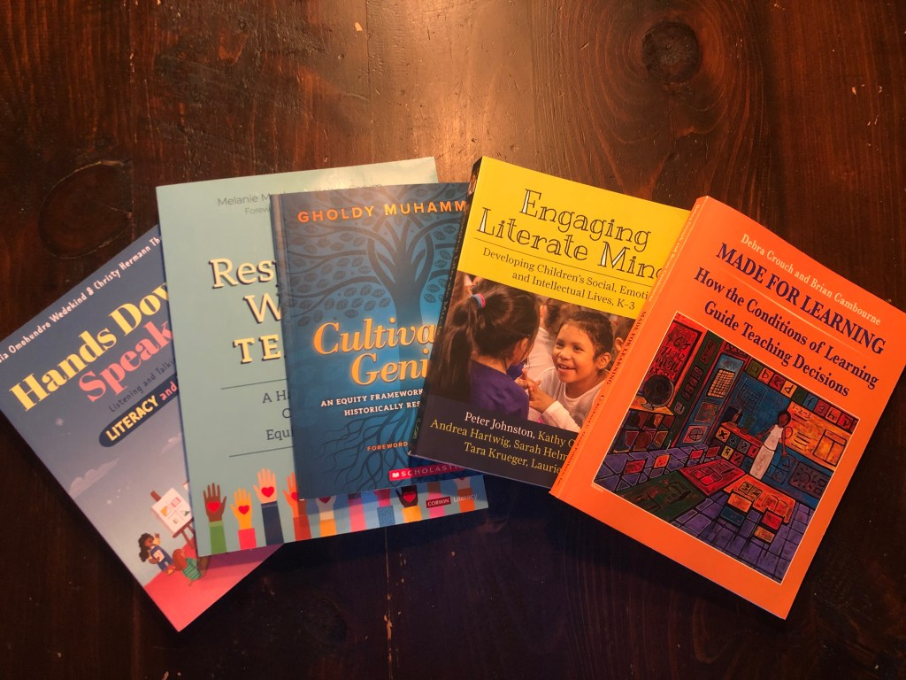 What I Learned from Going Back to the Classroom…and What I'm Reading This Summer to Learn More