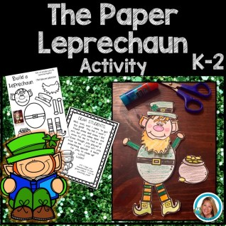 paper leprechaun cover