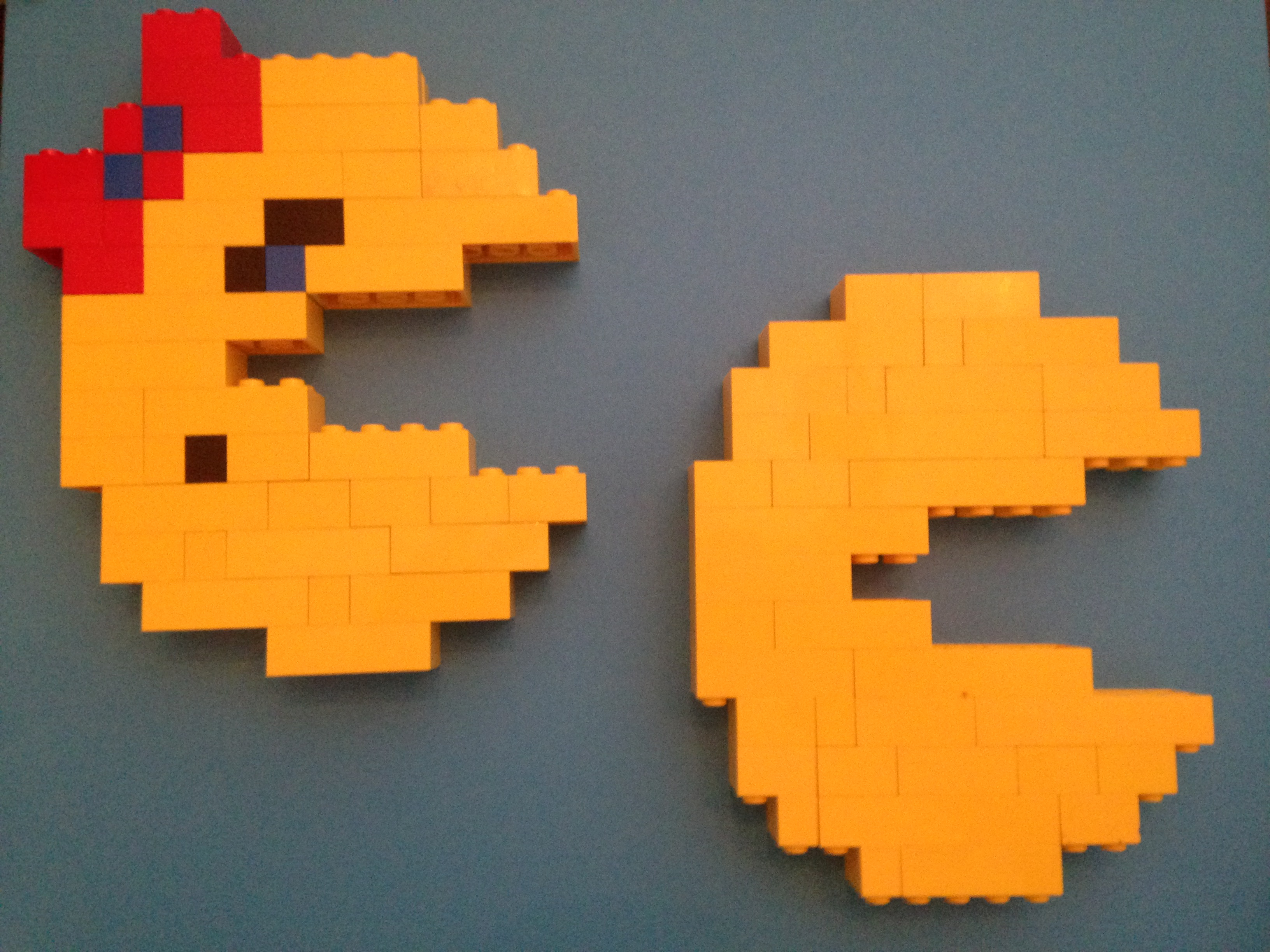 Lego Rainy Day Fun Mr & Mrs Pac Man – For Parents