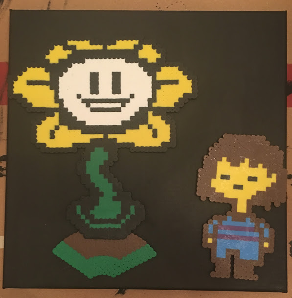 Undertale Party Decorations – Flowey Fisk And Napstablook