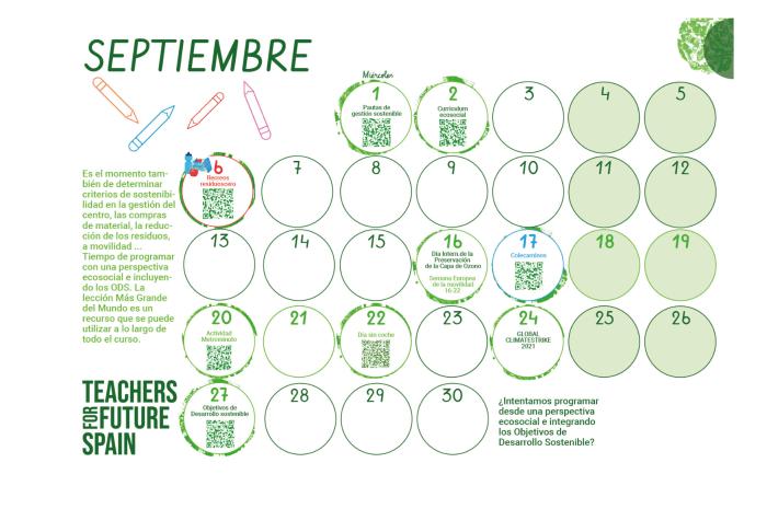 Calendario 2021-2022