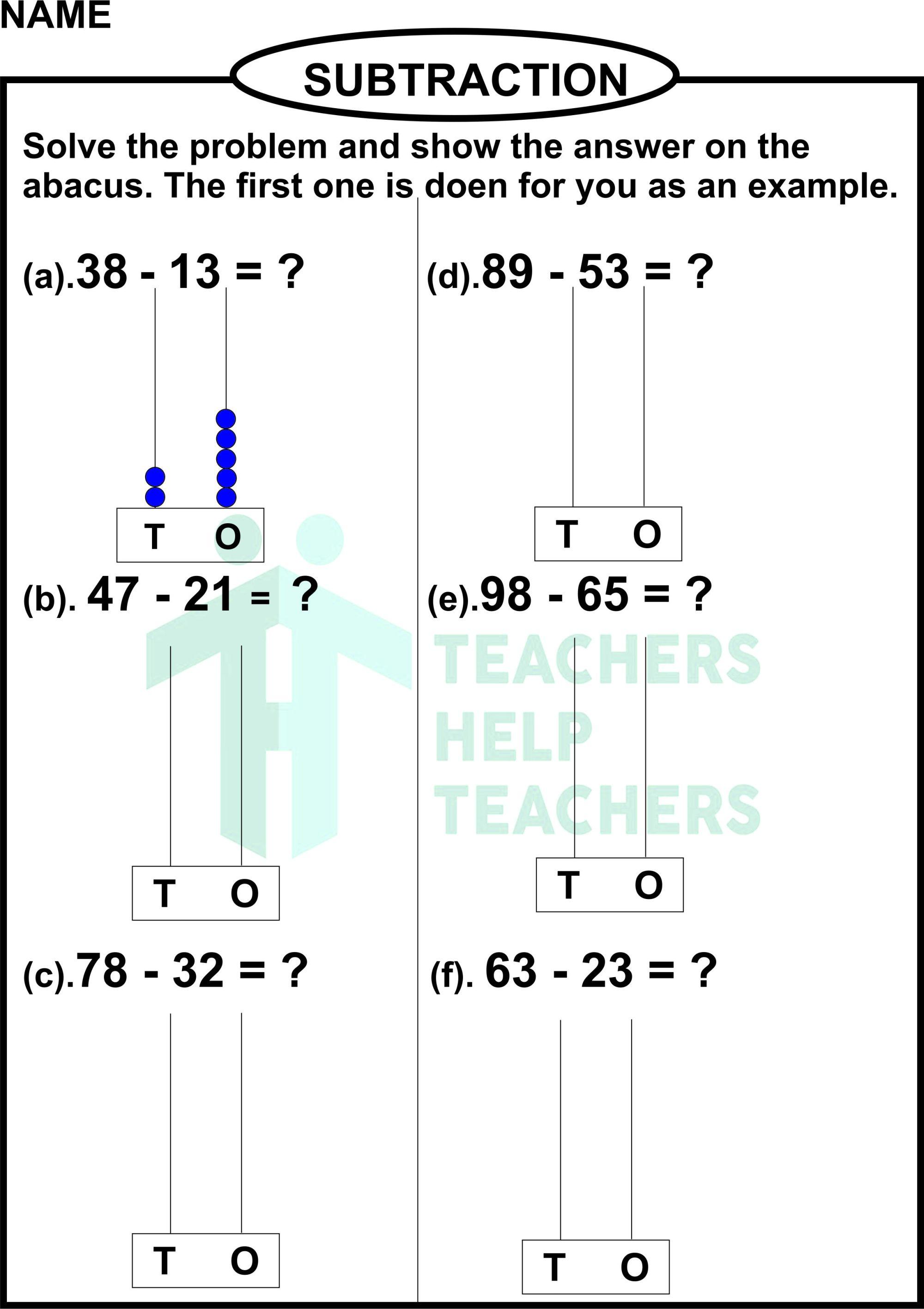 hight resolution of grade 1 maths Archives - Teachers Help Teachers