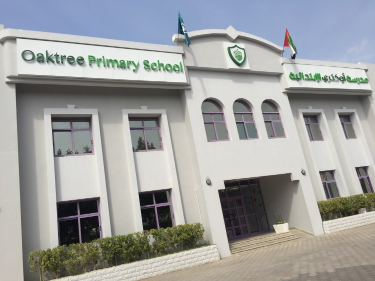 Oaktree Primary School Dubai