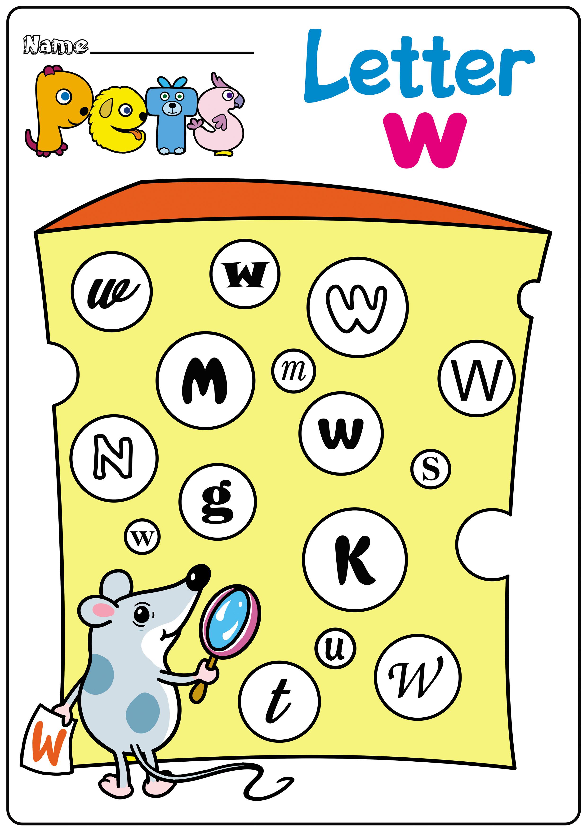 Pet Worksheets And Activities For Kindergarten