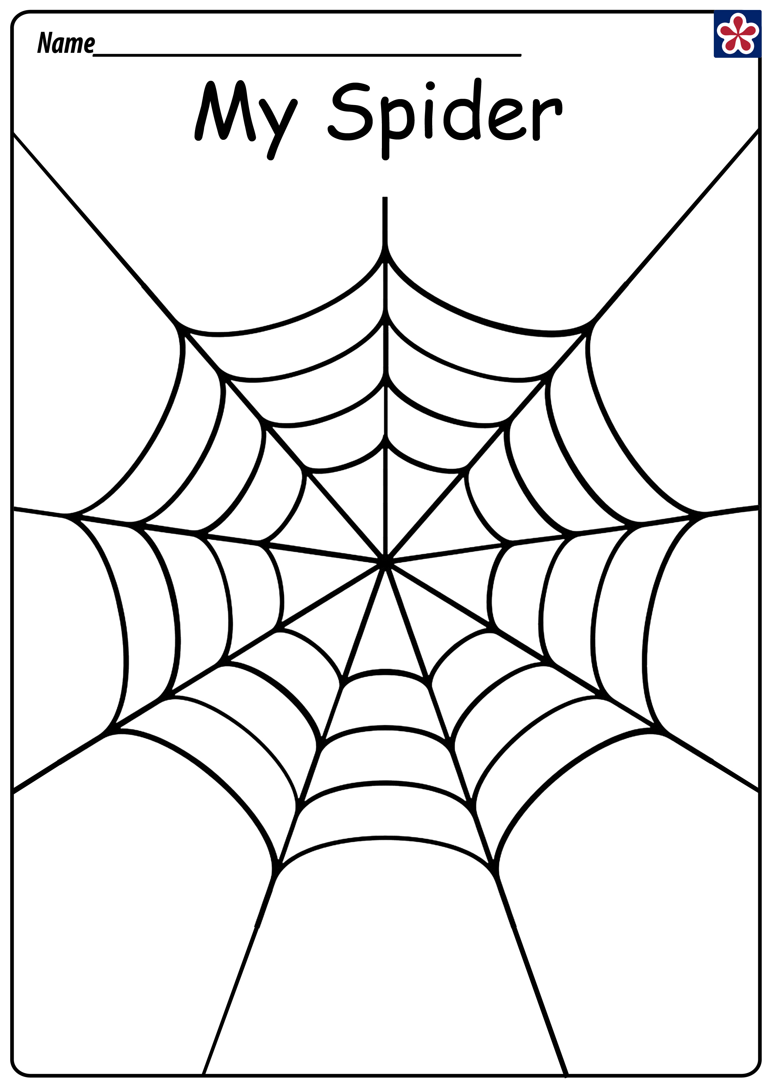 10 Simple Spider Crafts For Preschoolers