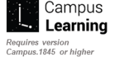 Campus Learning Feature 1845