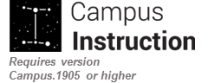 Campus Instruction Feature 1905