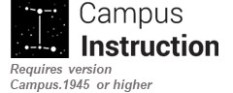 Campus Instruction Feature 1945