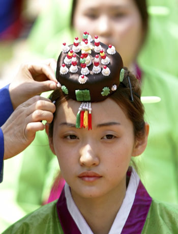 No Longer Children Coming Of Age Day In South Korea