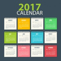 Teachers Calendar February & March 2017