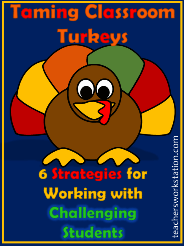 Taming Turkeys Strategies for Challenging Students.png