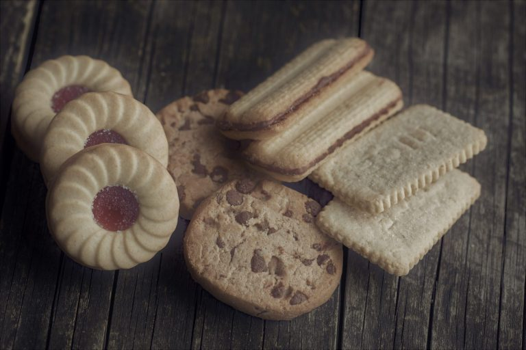 Biscuits, 4 year-olds and being honest with Ofsted