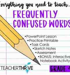 Fourth Grade Grammar Bundle • Teacher Thrive [ 1276 x 1276 Pixel ]