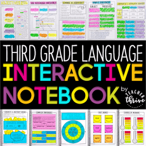 grammar interactive notebooks