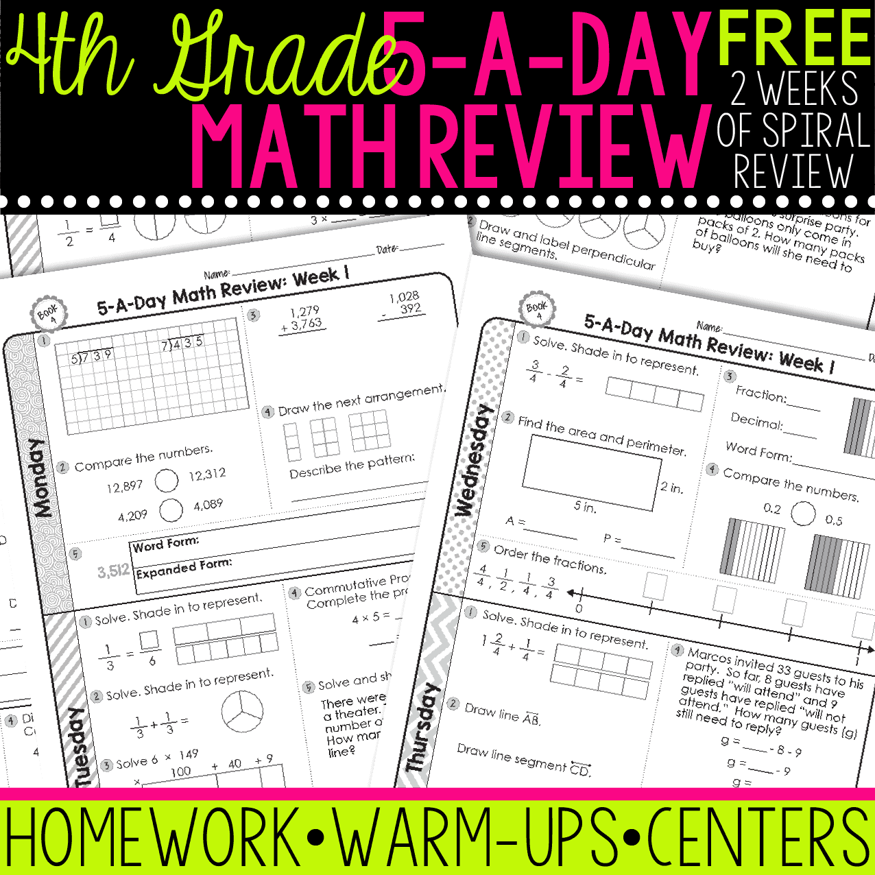 23+ Daily Math Review 1St Grade Pdf Pictures – Tunnel To Viaduct Run [ 1276 x 1276 Pixel ]