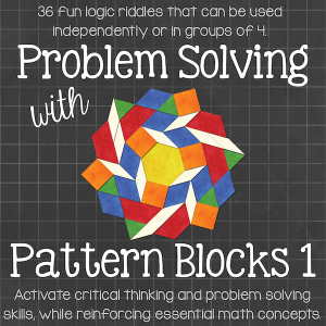pattern block centers