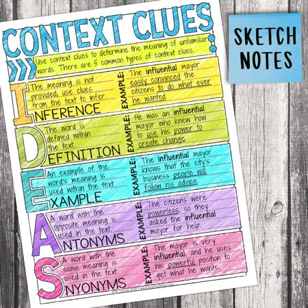 Context Clues