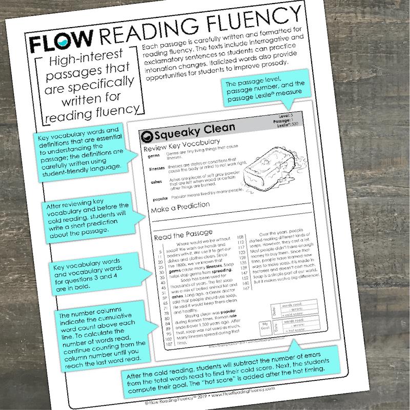 reading fluency