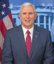 Mike Pence, National Election