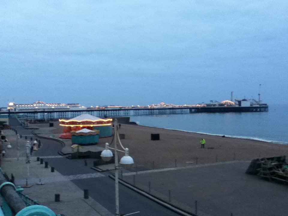 Brighton New Pier