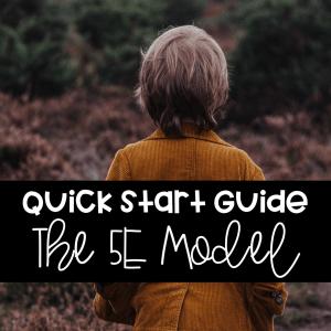 5e model quick start guide