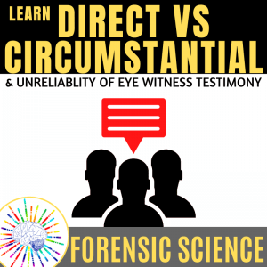 Activities for the First Day of Forensic Science - Ready to Teach!