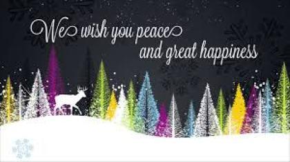 Happy Holidays 2018-19 - YouTube