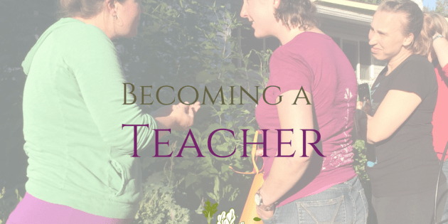 Becoming a Teacher (1)