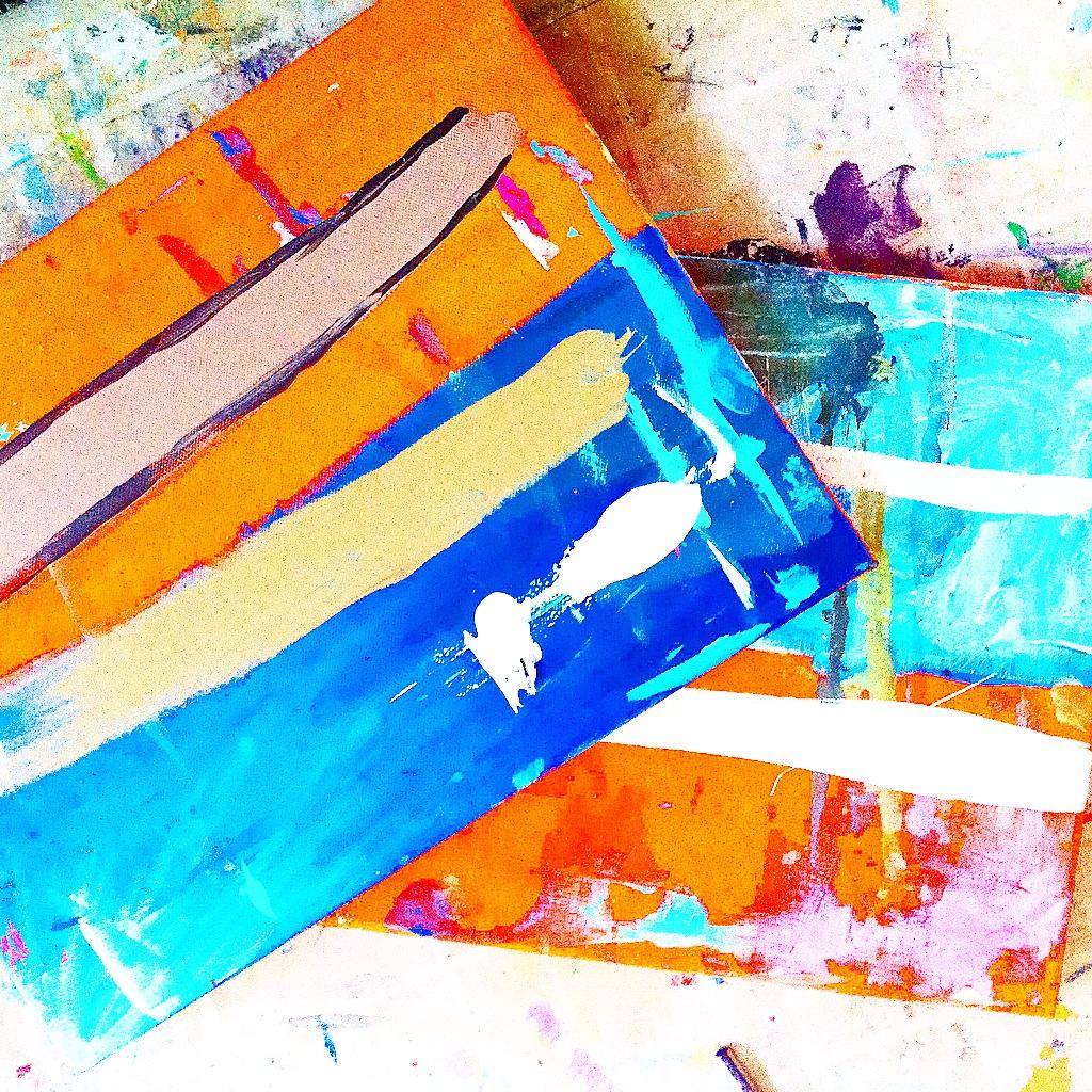 Children's Art Studio Visit