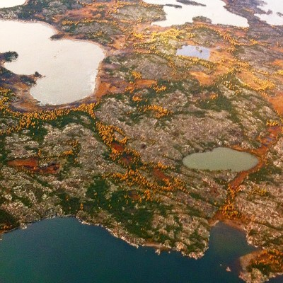 North of the 60th Parallel – Yellowknife, North West Territories