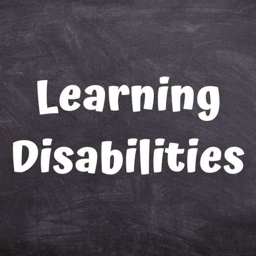 Learning Disabilities Category-min