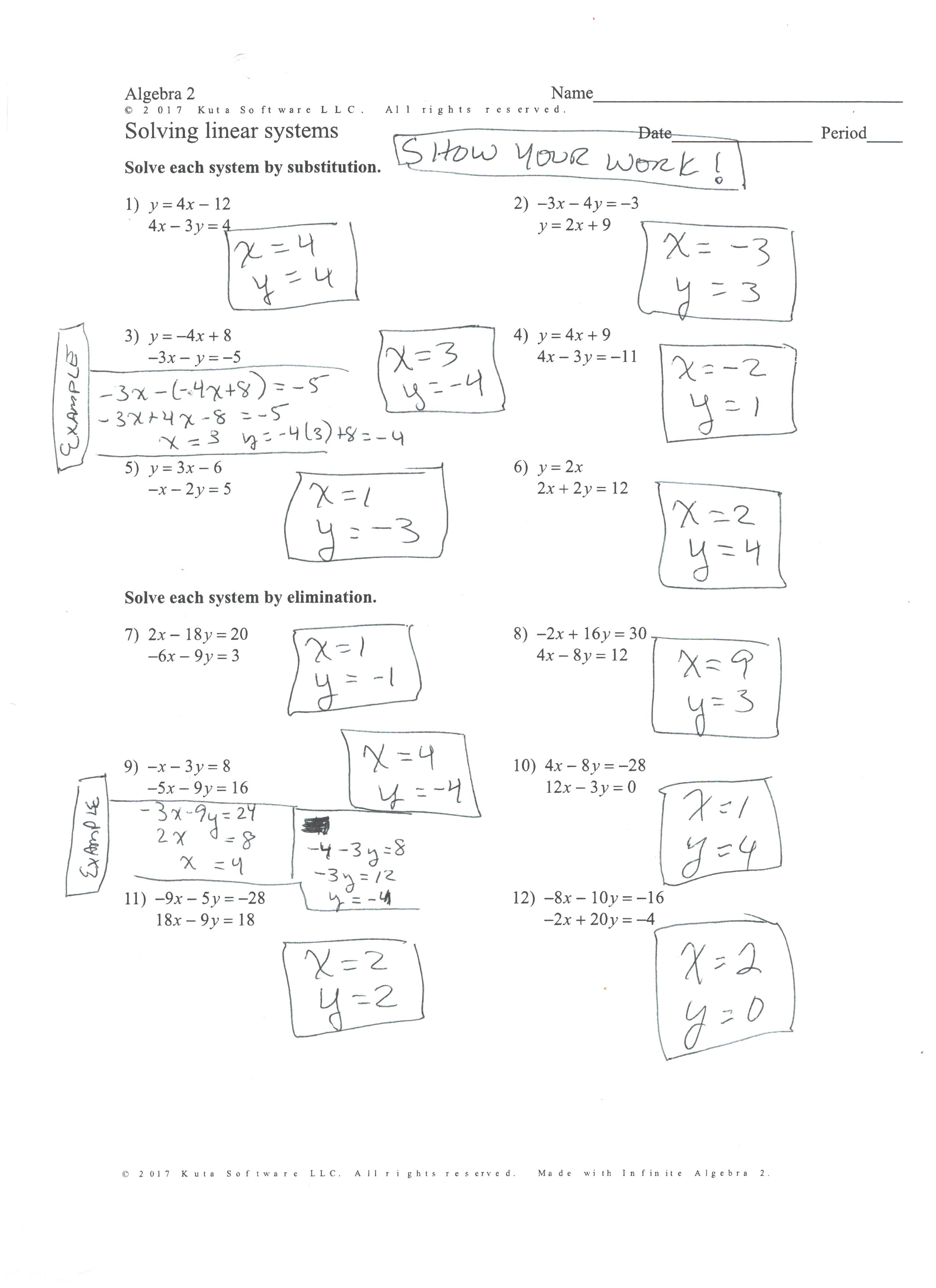 5 3 Solving Polynomial Equations Worksheet Answers